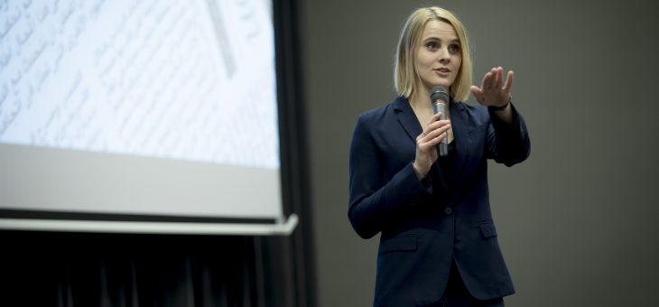 Less is More – Tips for Business Presentations